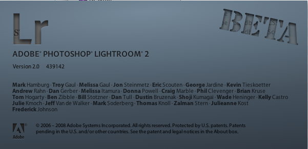 lr2 Free Lightroom 2.0 E seminar this Friday