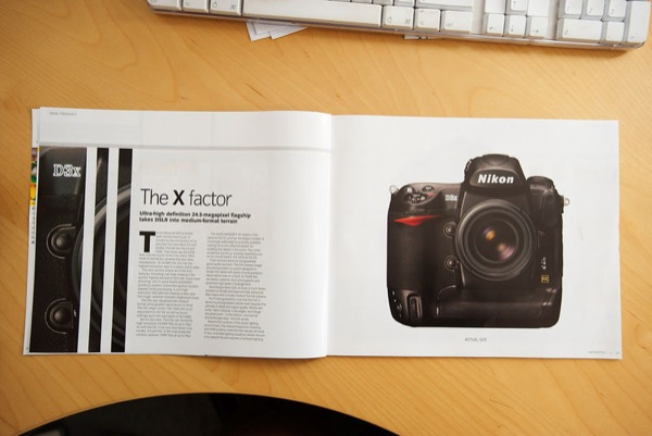 d3x pro mag page 6 Nikon D3X Announced (Updated)