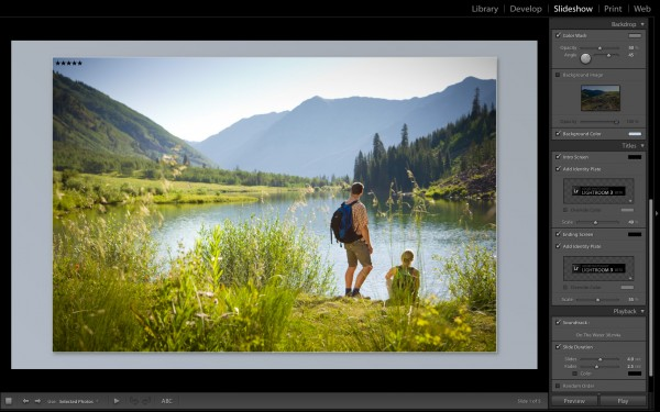 Video 600x375 Lightroom 3: