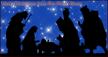 nativity pps Merry Christmas from Pro Photo Show.