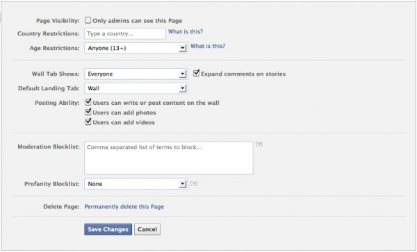 facebook page permissions 2011 600x363 10 Power Tips for Building & Growing Your Facebook Page.