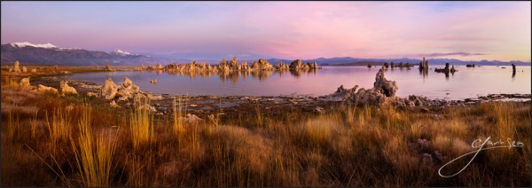 Tufa Sunrise Gavin Seim 2010 600x212 HDR. The new film. Not that overused fad from the 2000s