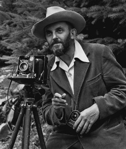 Ansel Adams and camera 254x300 The Huge List of Awesome Quotes from Renowned Photographers & Artists.