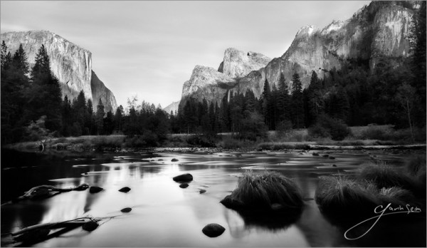 Sunsets Hidden Falles Yosemite Gavin Seim 600x348 5 Essential Keys of Amazing Photographs.