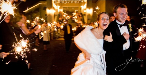 Sparkles wedding photography 600x309 Three 30 Second Tips to Better Photos: