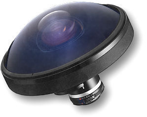 6mmview Epic 6mm Fisheye with a Whopping 220 Angle of View