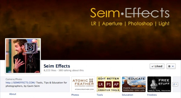 Seim Effects FB Page 600x327 Facebook is Charging   Whats Next for Your Page + Five REAL Tips for Traffic.