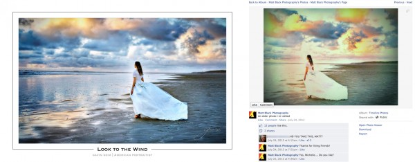 Look to Wind theft combo 600x234 The Case of a STOLEN Photo & Facebooks PUNISHMENT   Of the Victim